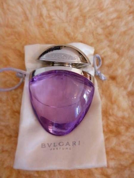 Bulgari Parfum Lila Kleiderkorbde