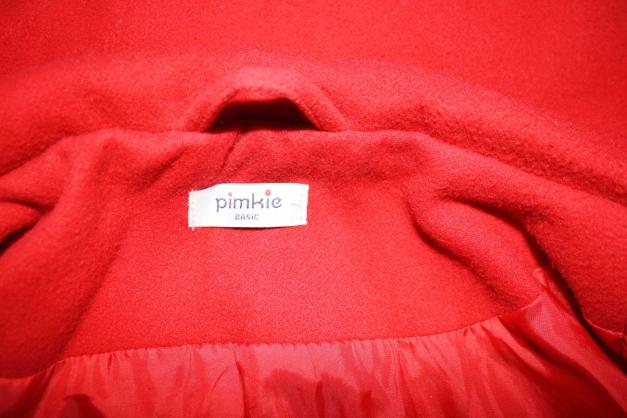 Roter mantel pimkie