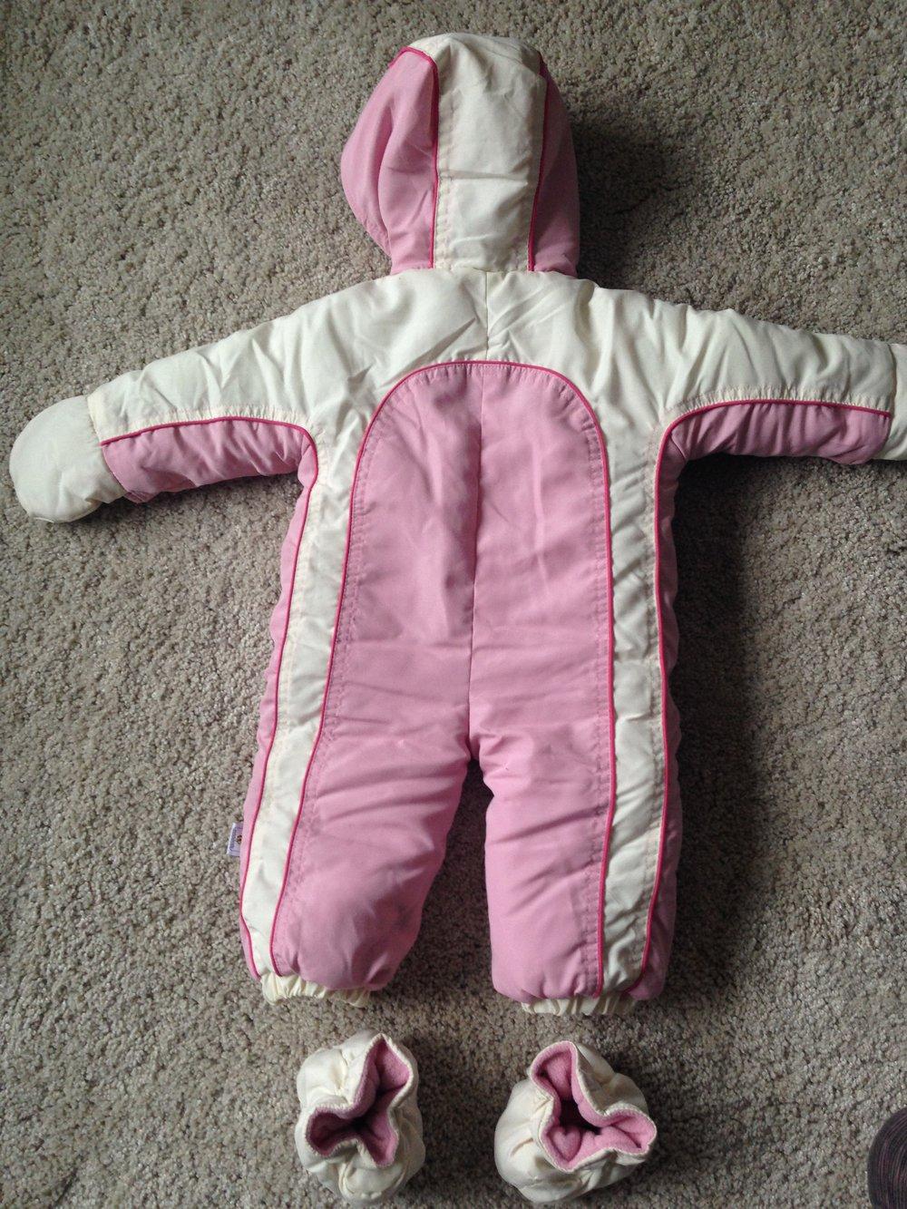 Baby Intelligent Babykleidung Größe 62 Winteranzug