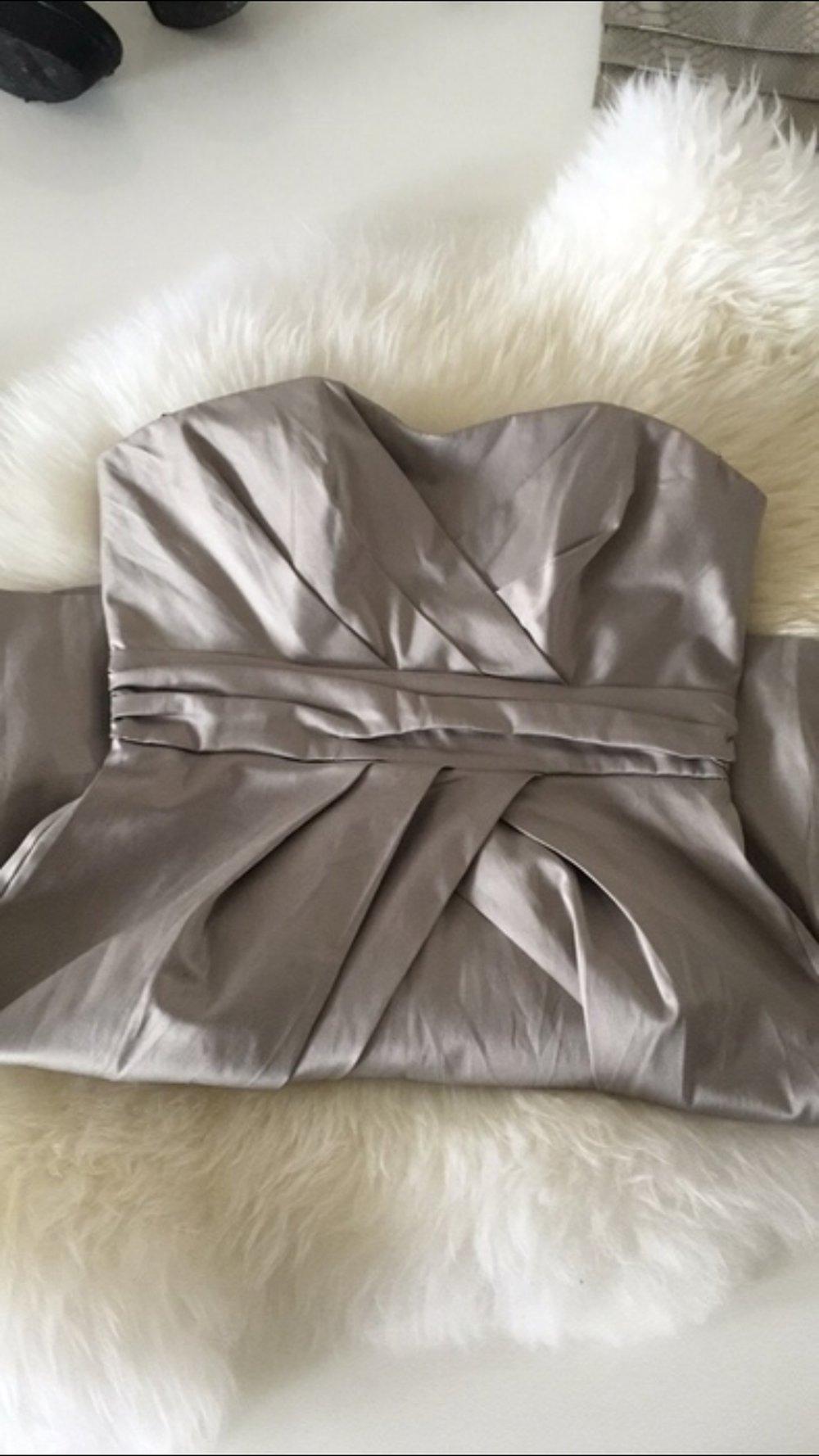 08903f802cf43e Atmosphere - Graues Kleid 36 S Partykleid :: Kleiderkorb.de