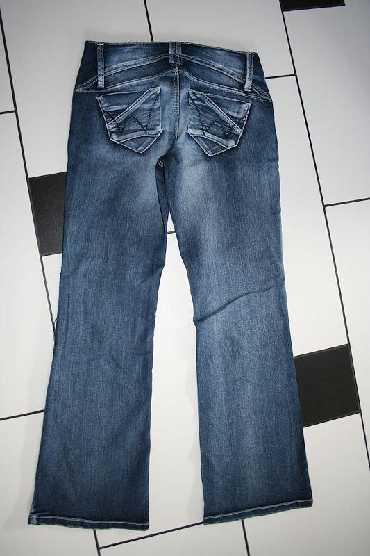 blaue Damen Jeans Gr.MS | Blind Date Casual Wear