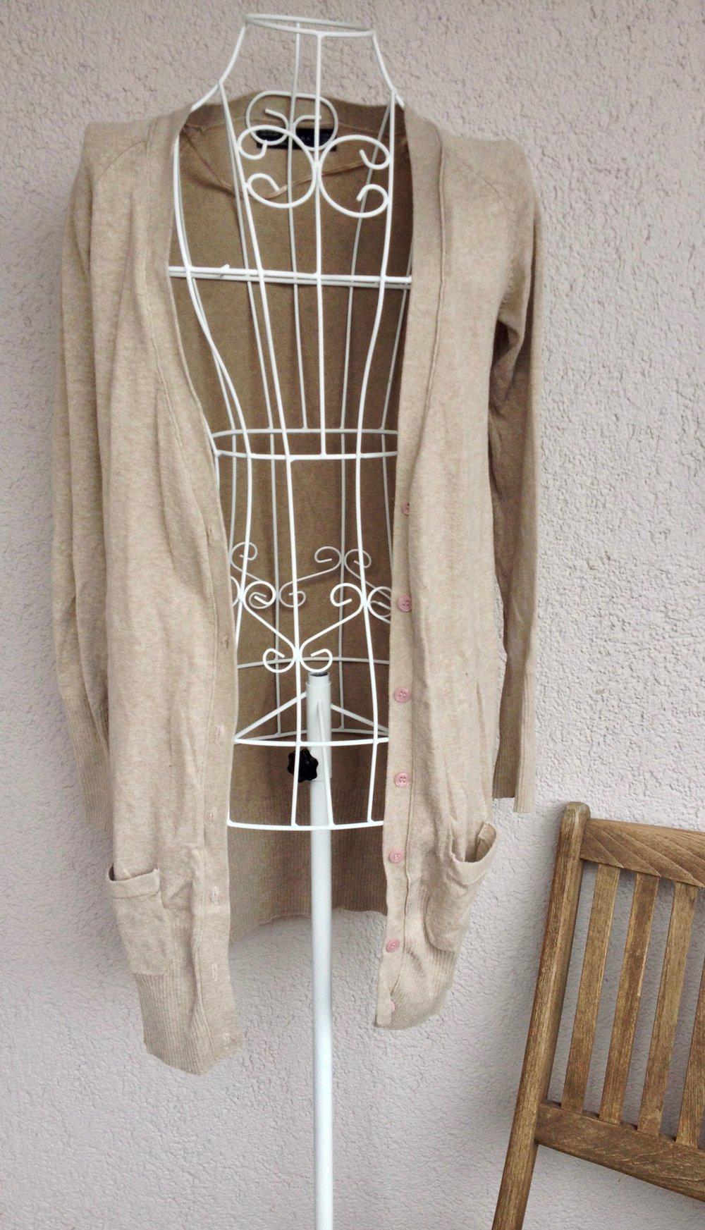 Schöner langer Cardigan von Zara    Kleiderkorb.de 348def71d8