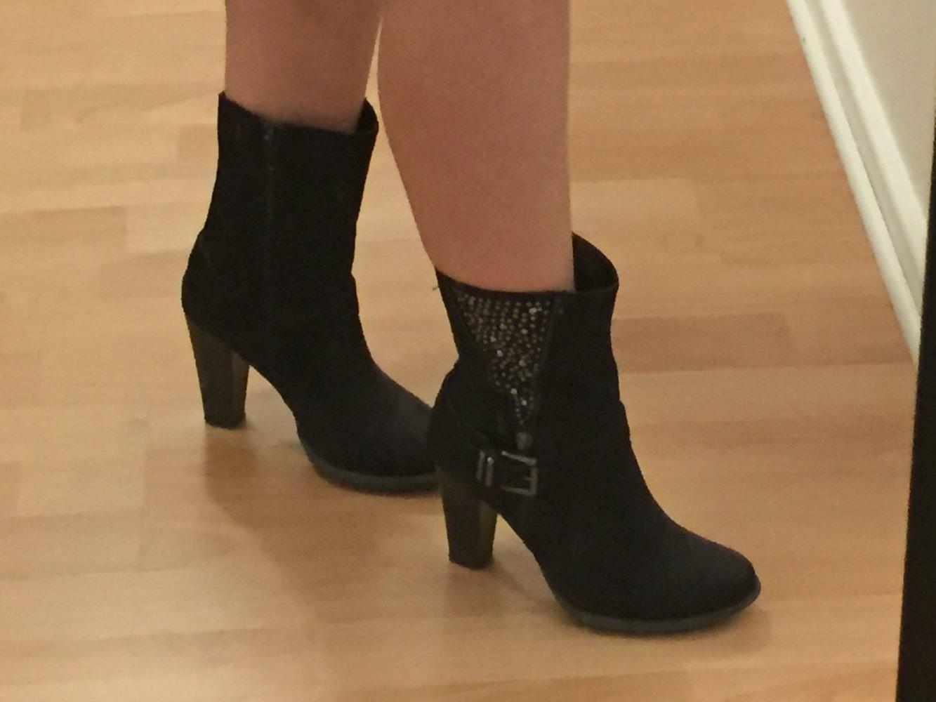 27179a71610b90 schwarze hohe Stiefeletten Größe 36 schwarze hohe Stiefeletten Größe 36 .