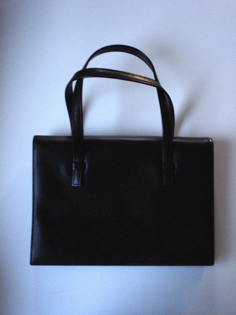 Mode-Design Neueste Mode Rabatt Goldpfeil Handtasche schwarz