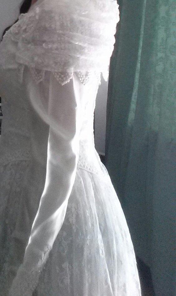 Brautkleid von Scott McClintock original Vintage :: Kleiderkorb.de