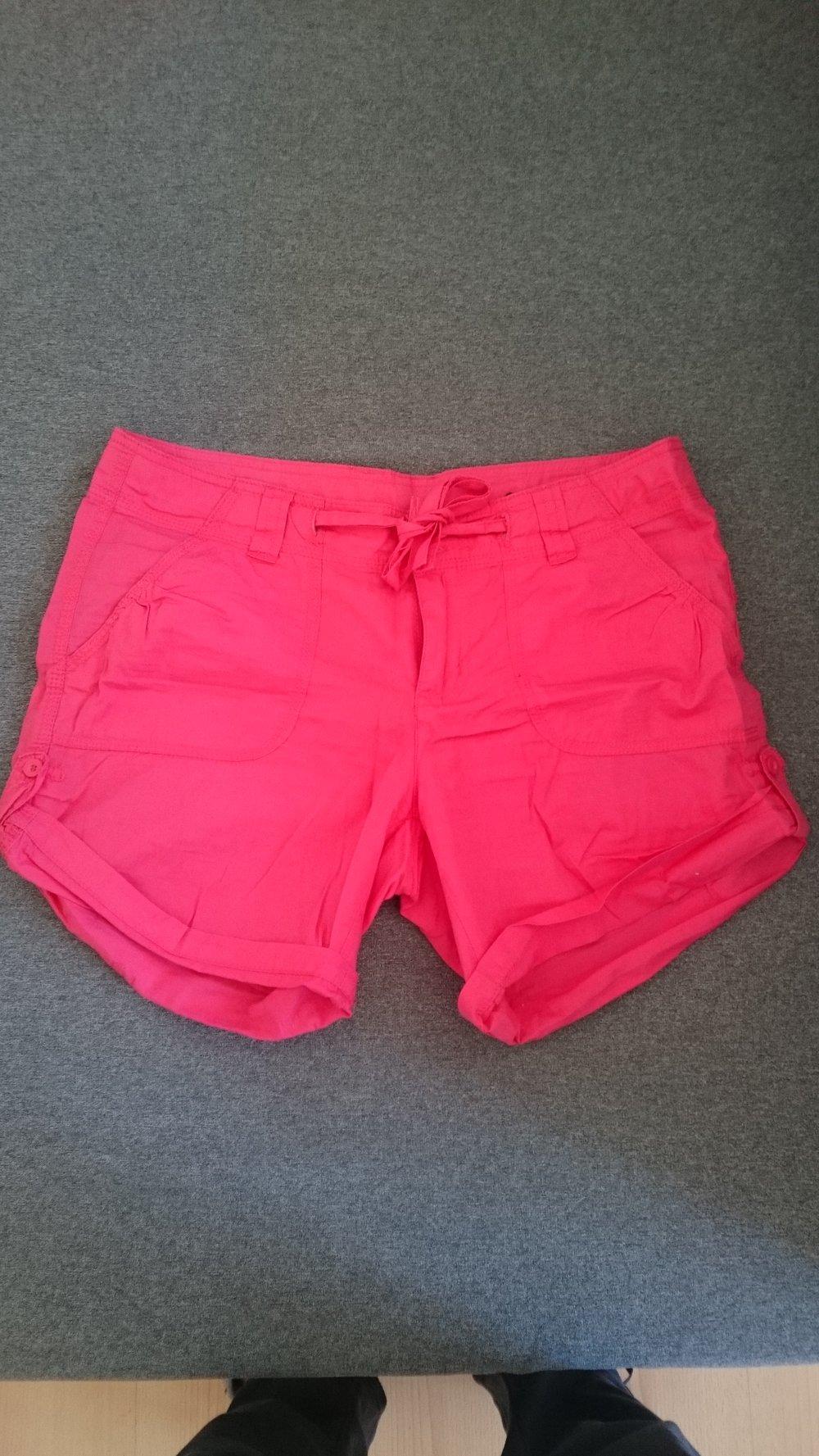 colours of the world kurze hose shorts rot pink. Black Bedroom Furniture Sets. Home Design Ideas