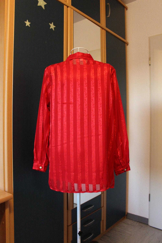 18. Festliche Retro-Bluse von Klingel, Gr.18-18