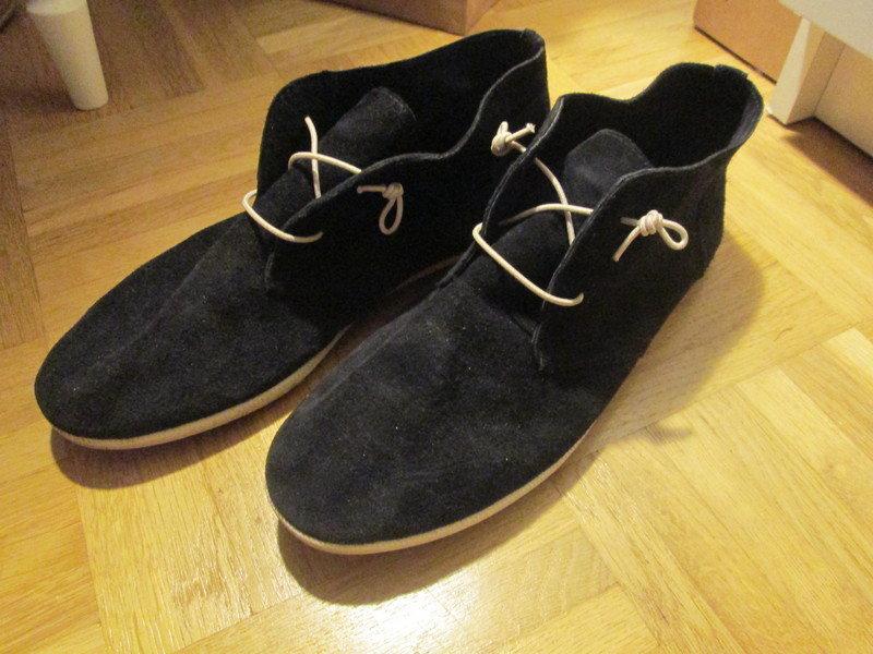 5th avenue schuhe halbschuhe slipper schwarz. Black Bedroom Furniture Sets. Home Design Ideas