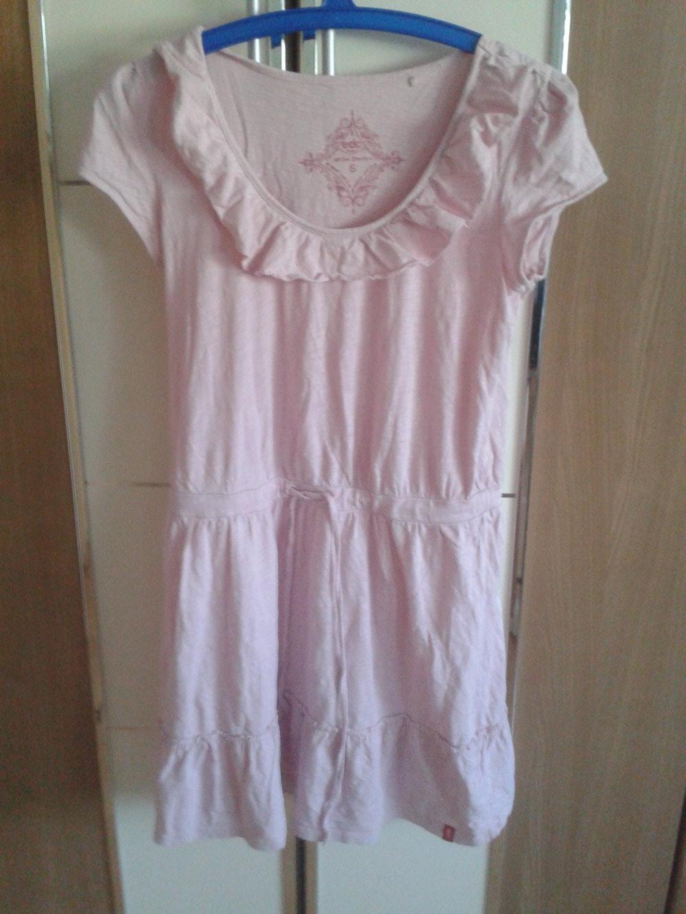 559224e61516 süßes Rosa Sommerkleid    Kleiderkorb.de