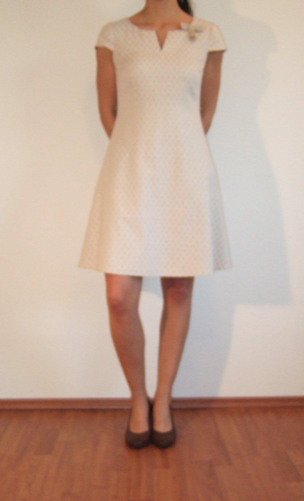 Von Süßes Cremefarbenes Comma Kleid Cremefarbenes Comma Süßes Kleid Von xBoerdC