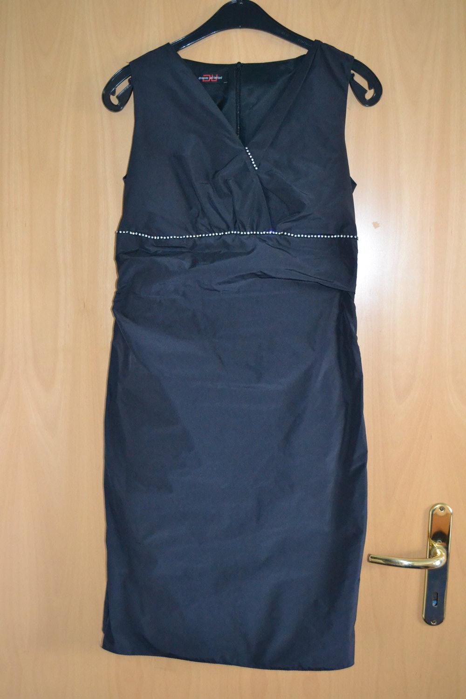 Das kleine Schwarze, Cocktailkleid, Abendkleid, schwarzes Kleid mit ...