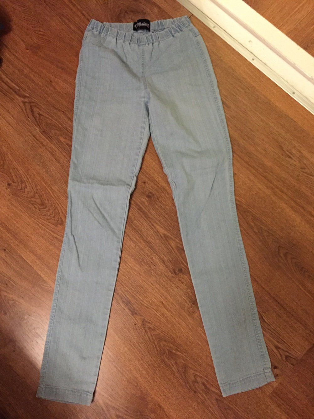 jeans treggings von chillytime otto versand. Black Bedroom Furniture Sets. Home Design Ideas