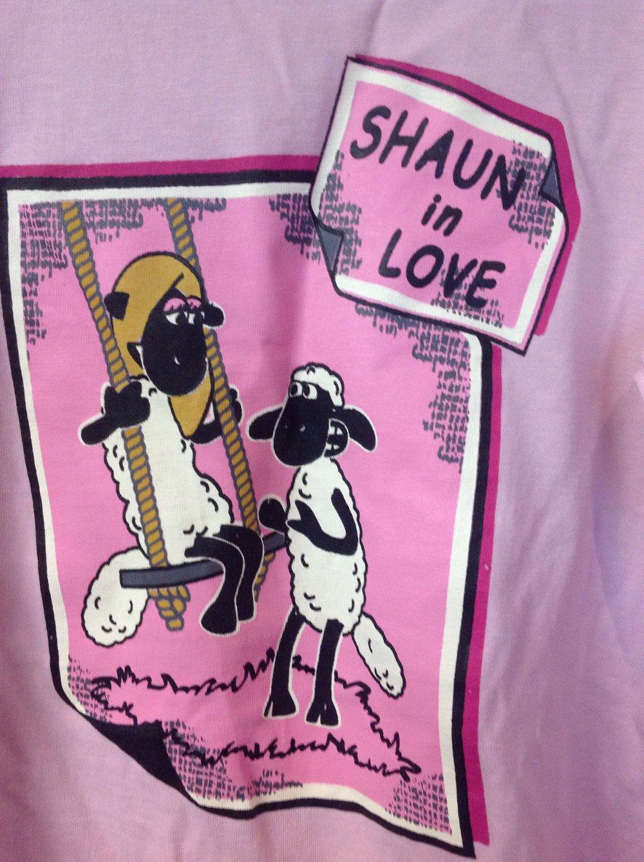 low priced ec715 9ebb3 Nachthemd von shaun das Schaf gr. 152/158