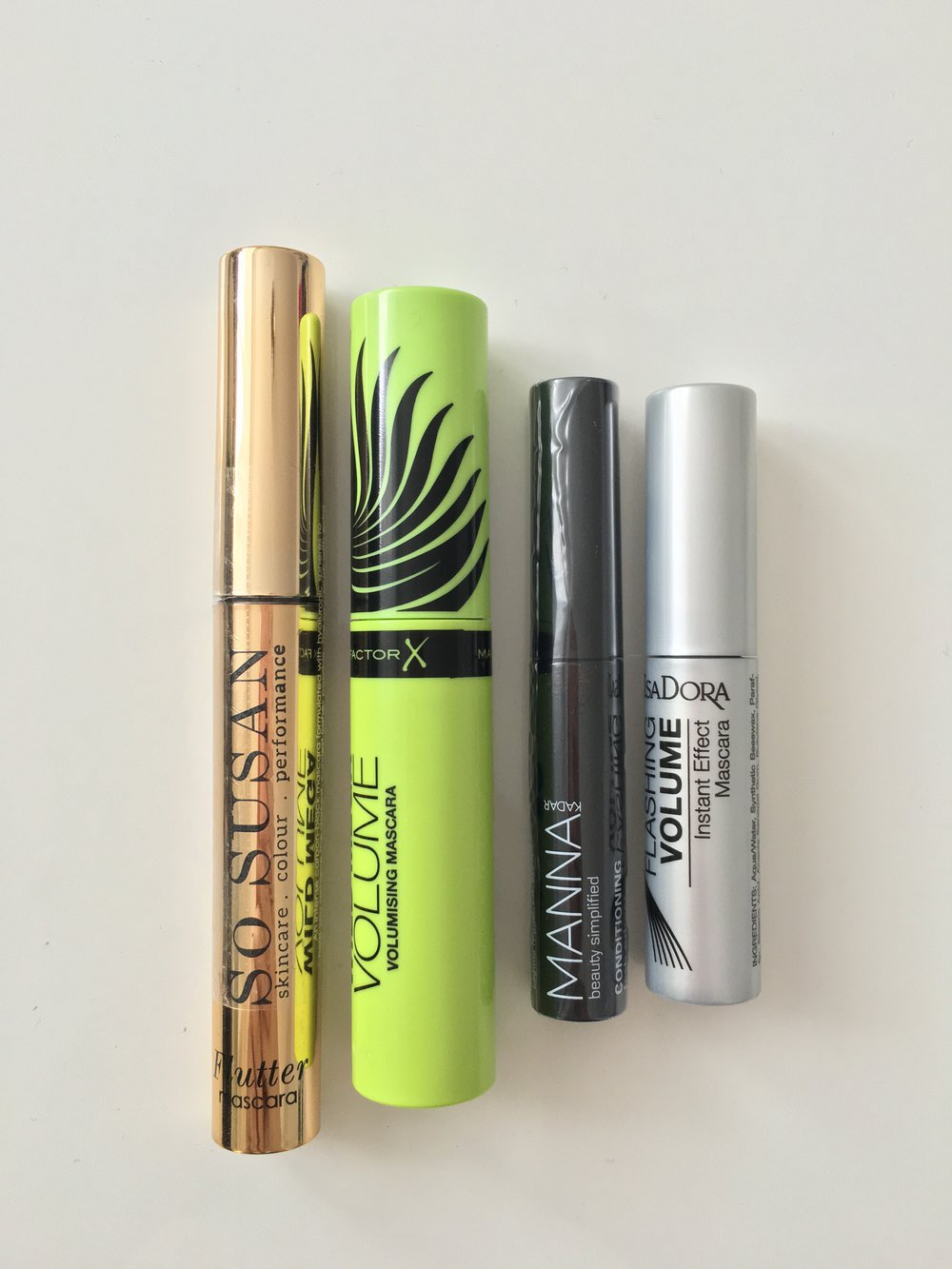 mascara set max factor so susan isadora manna kadar lash primer. Black Bedroom Furniture Sets. Home Design Ideas