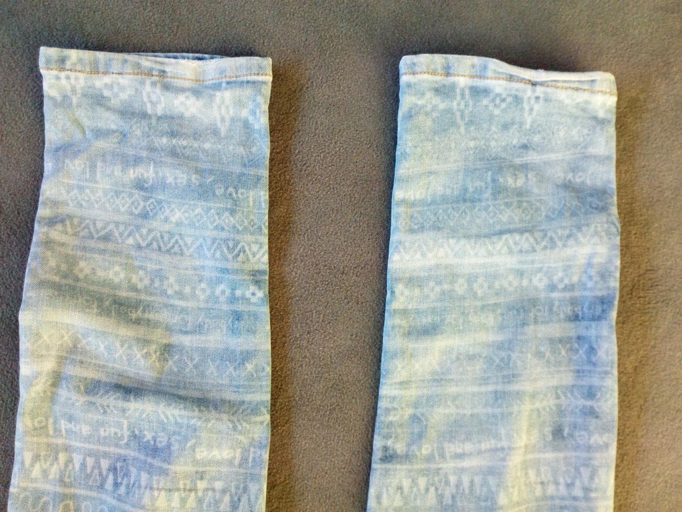 original Desigual Jeans Hose Gr. 42 44 (Damen) L XL cool TOP