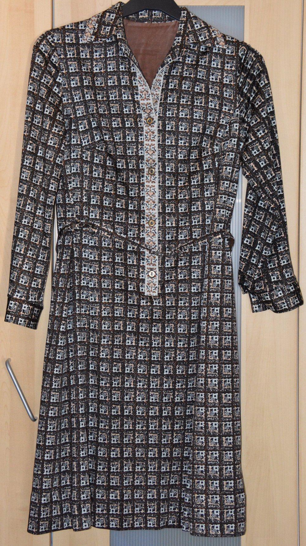 Vintage original Damen Kleid aus den 10er Jahren