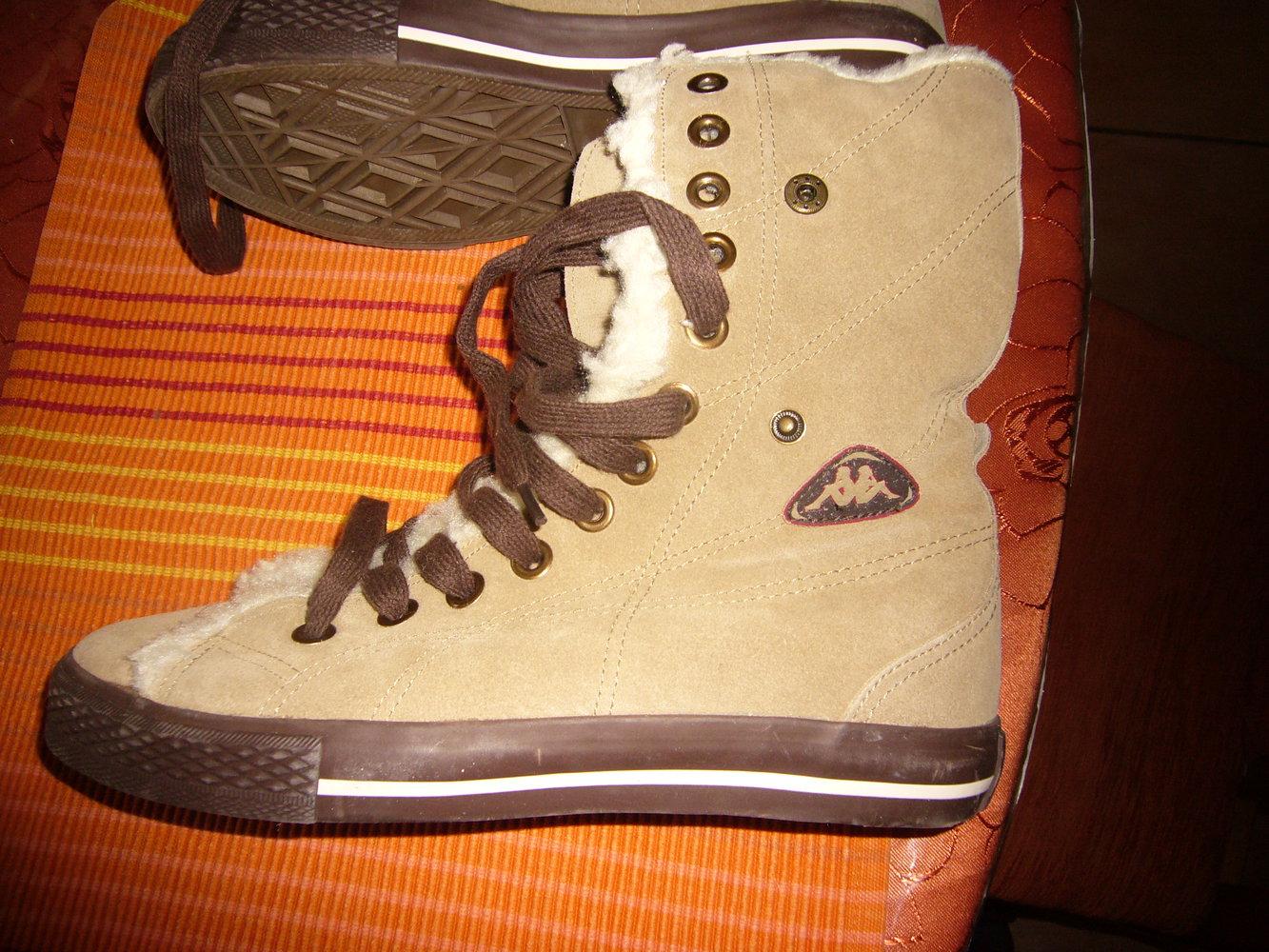 Stiefeletten Boots High Kappa Fell Neu Schuhe Turnschuhe 39 76gYfby