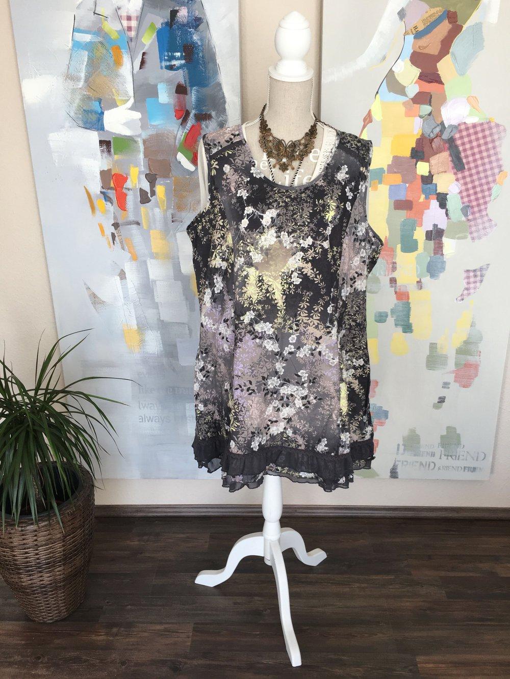 NEUES Hängerchen, Kleid, Bluse, Shirt mit ETIKETT von Gina Laura