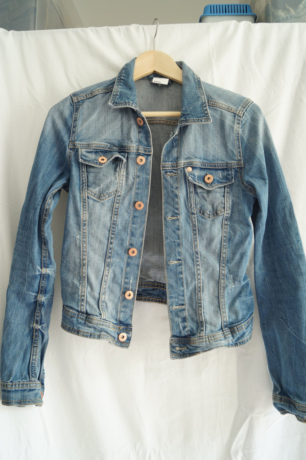 Jeansjacke von h m - Hm herren jeans ...