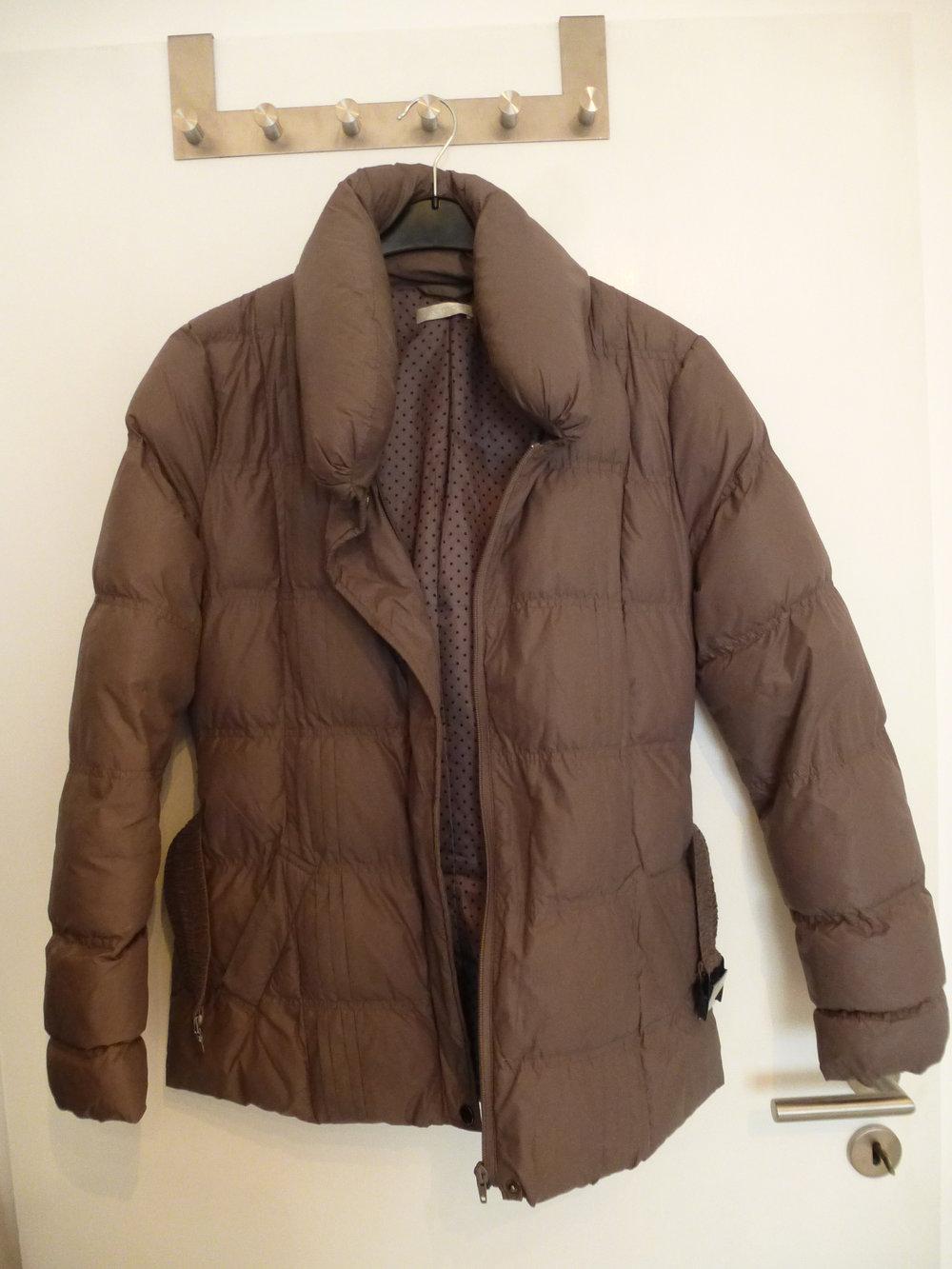Winterjacke Jacke Promod Herbst Taupe IeD29EHYW