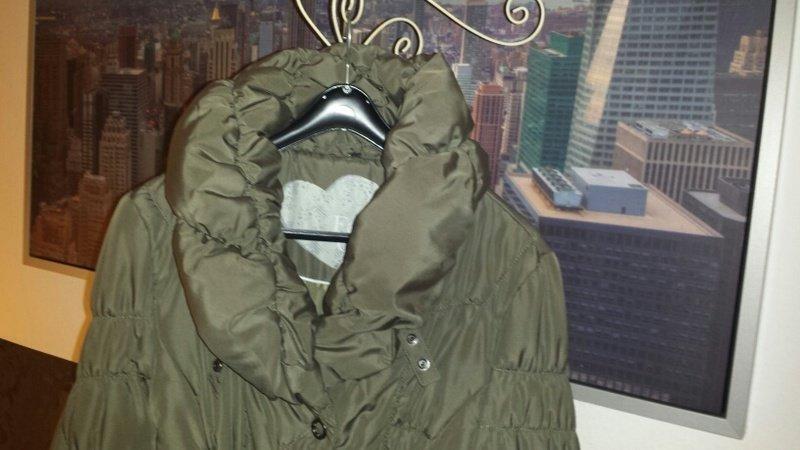 parker mantel der warm h lt mit grossem kragen. Black Bedroom Furniture Sets. Home Design Ideas
