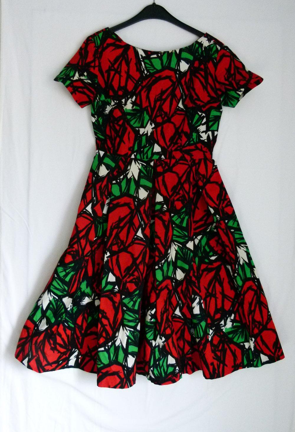 ce0b4f40104 ... 60er Jahre Kleid