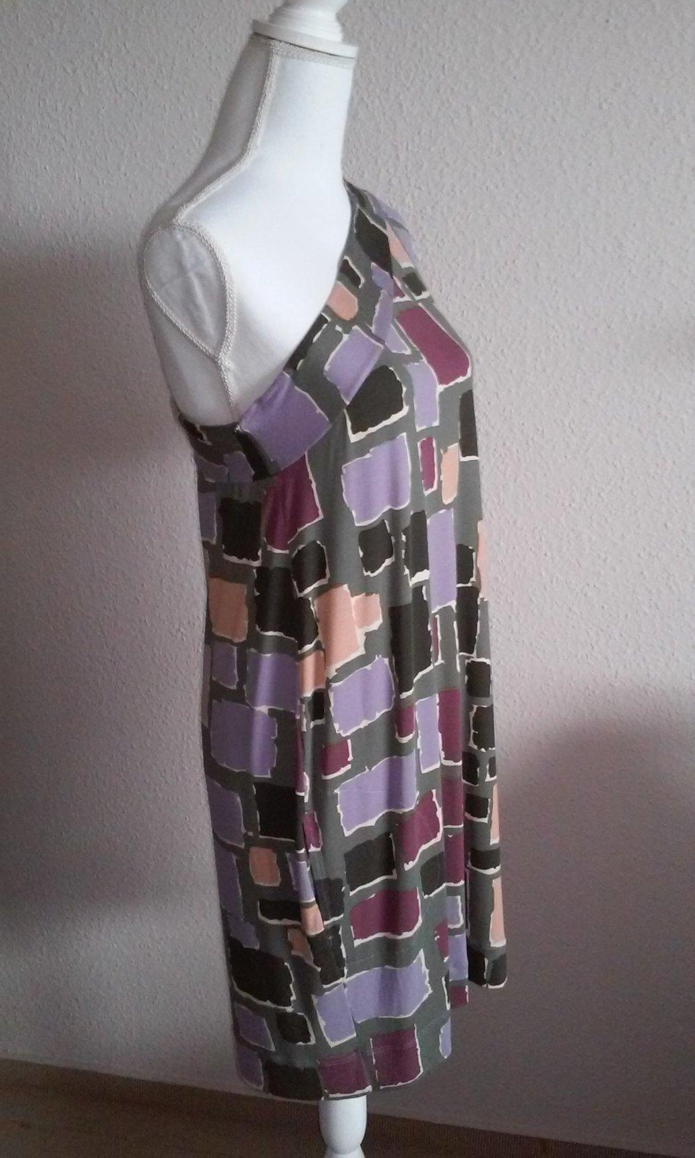 Stile Benetton Kleid Sommerkleid Partykleid Tunika ...
