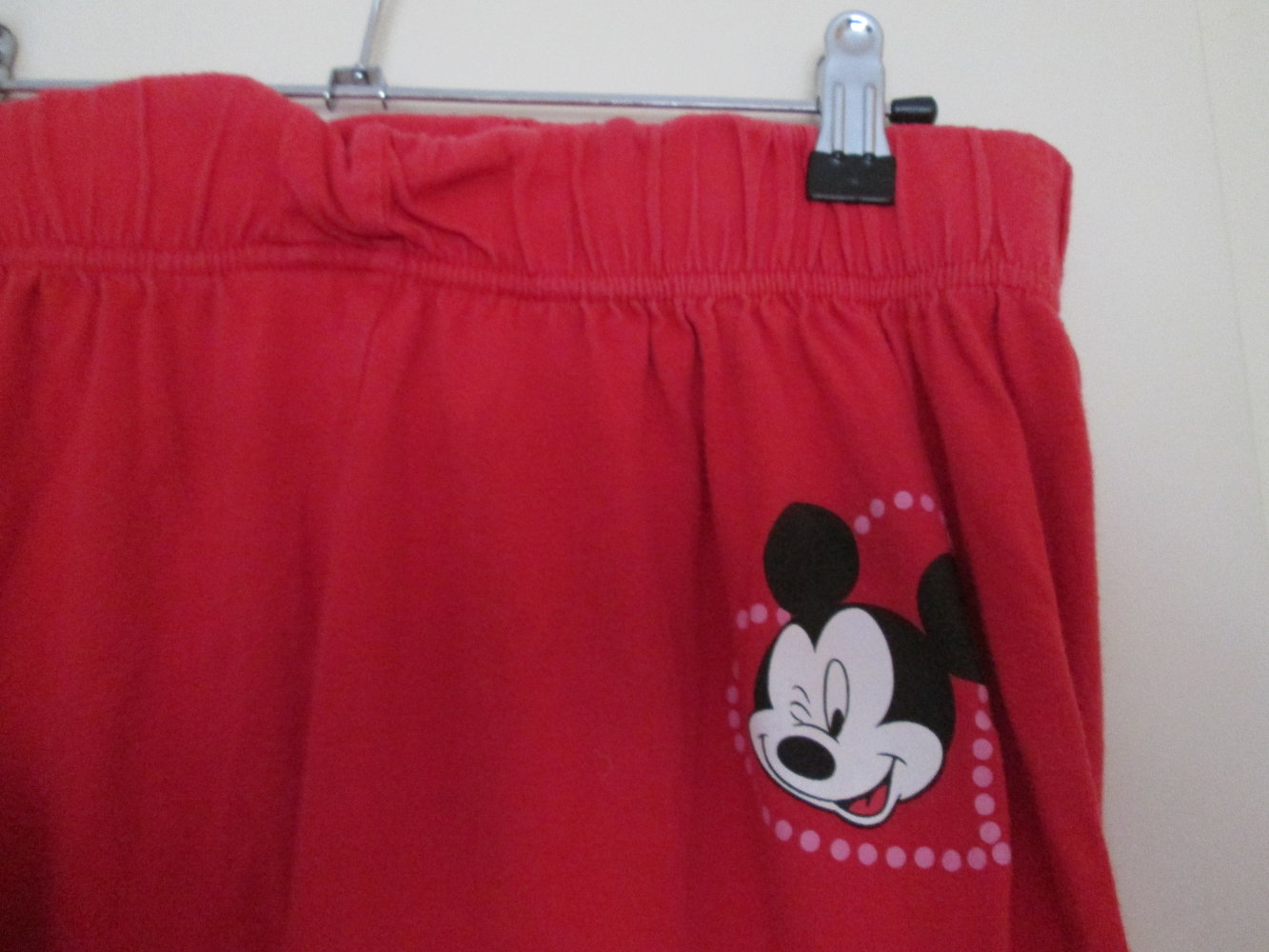 disney hausanzug schlafanzug mickey mouse. Black Bedroom Furniture Sets. Home Design Ideas