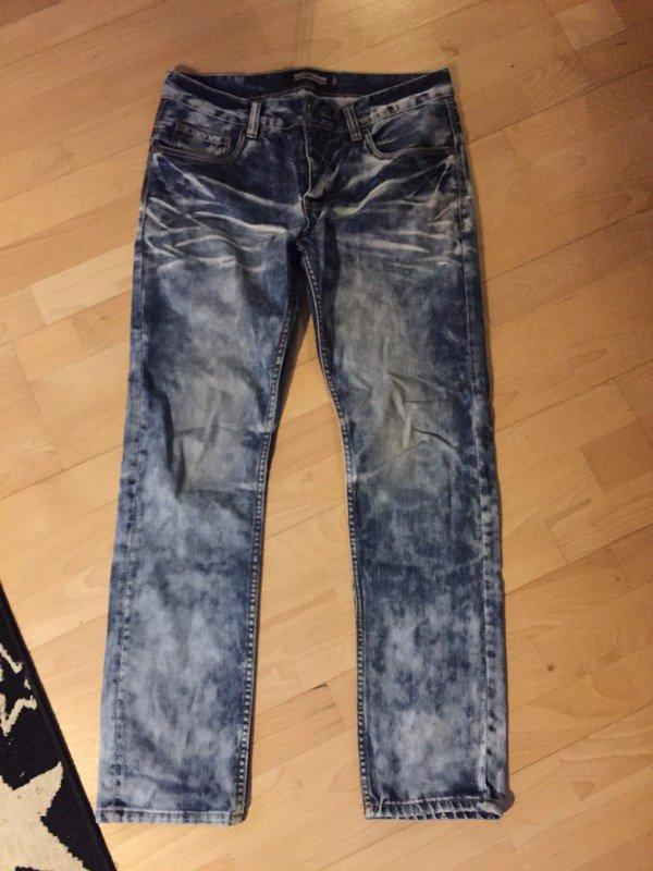 bestbewerteter Beamter kostengünstig populärer Stil Jeans Savvy Denim Mister*Lady Used Look neuwertig W32/L32