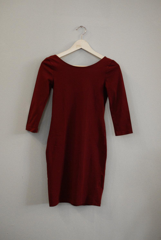 Rotes Kleid von H&M :: Kleiderkorb.de