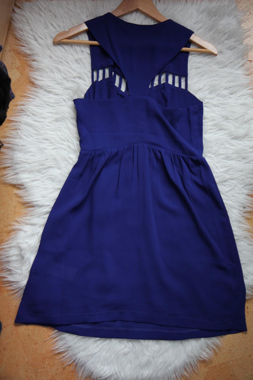 more photos ab8d0 d261f Kurzes, blaues Kleid