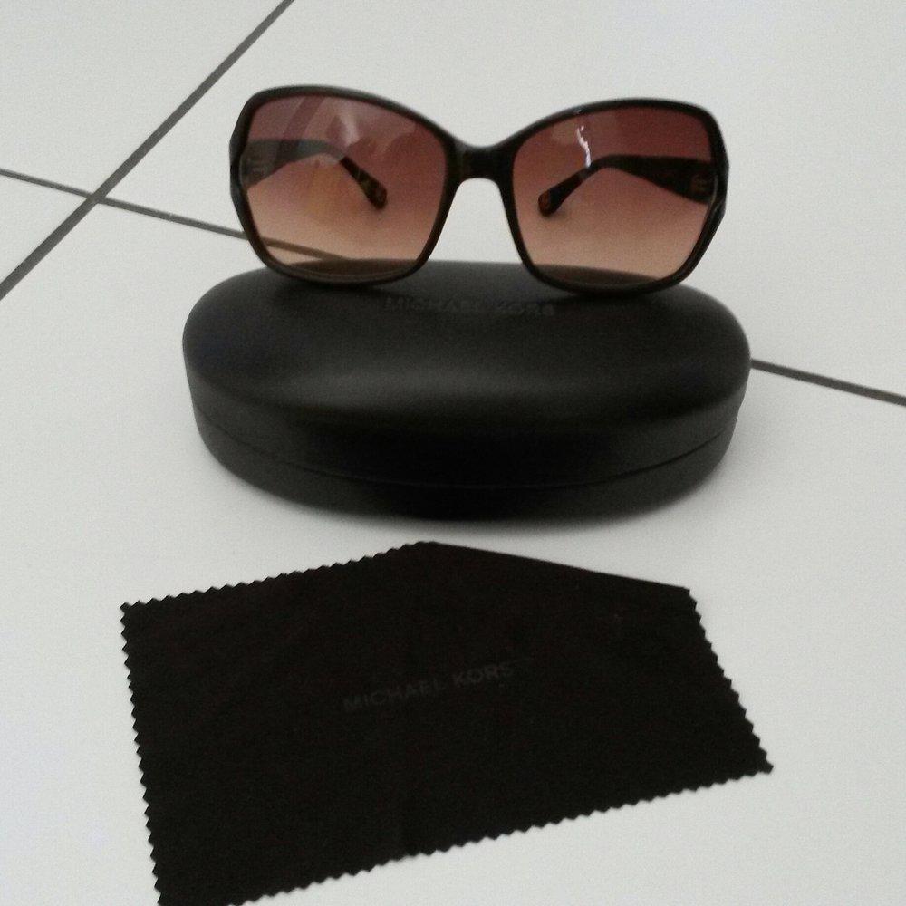 michael kors sonnenbrille montserrat braun. Black Bedroom Furniture Sets. Home Design Ideas