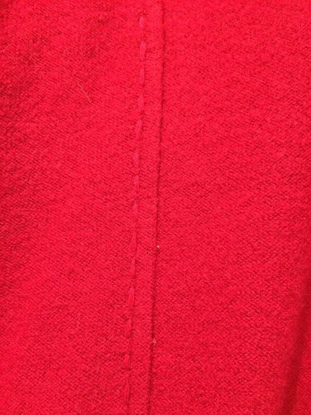 Roter mantel von gerry weber