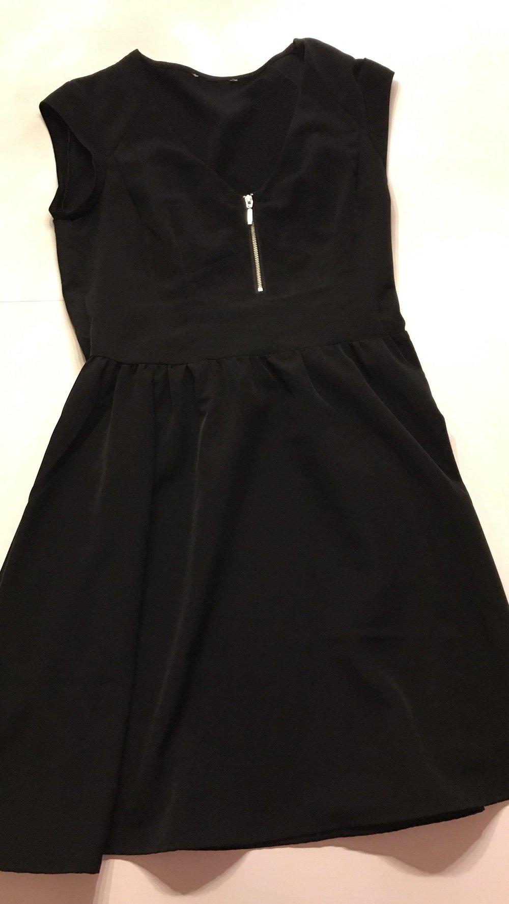 Schwarzes Kleid Von H M Kleiderkorb De