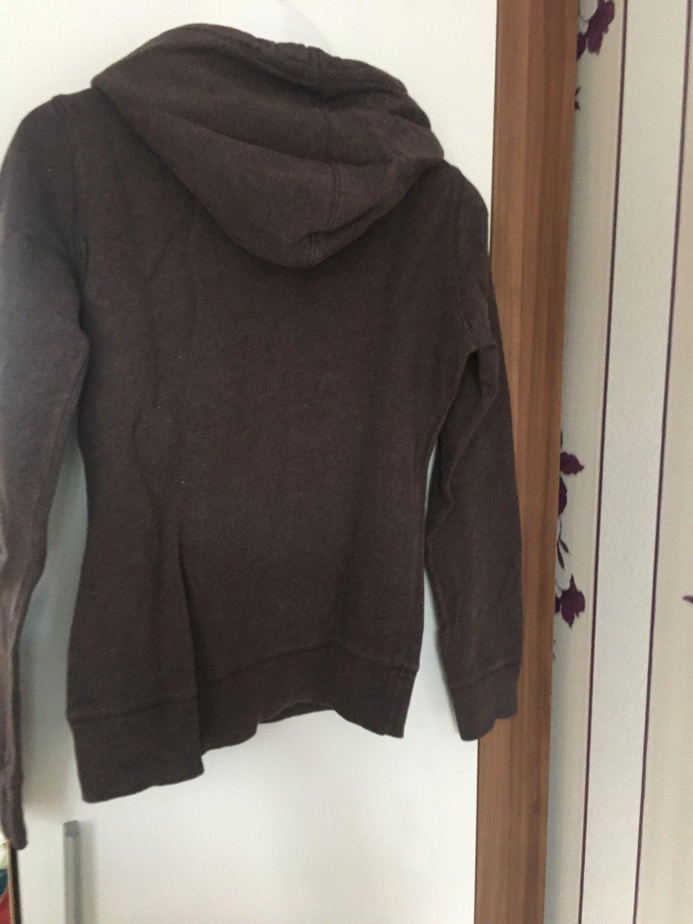 Dunkel Brauner Hoodie In S Sweater Sweatshirt Pulli Pullover