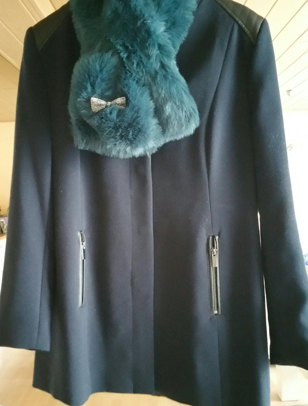Patrol Wunderschöne Mantel Orsay In Farbe Von bfyY76g