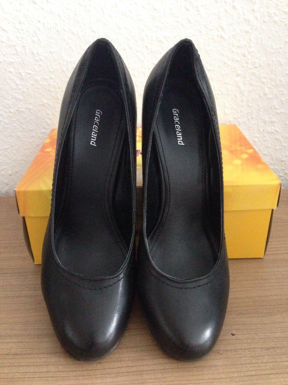 b6ce32ec46d939 Deichmann Graceland - Schuhe mit Absatz    Kleiderkorb.de
