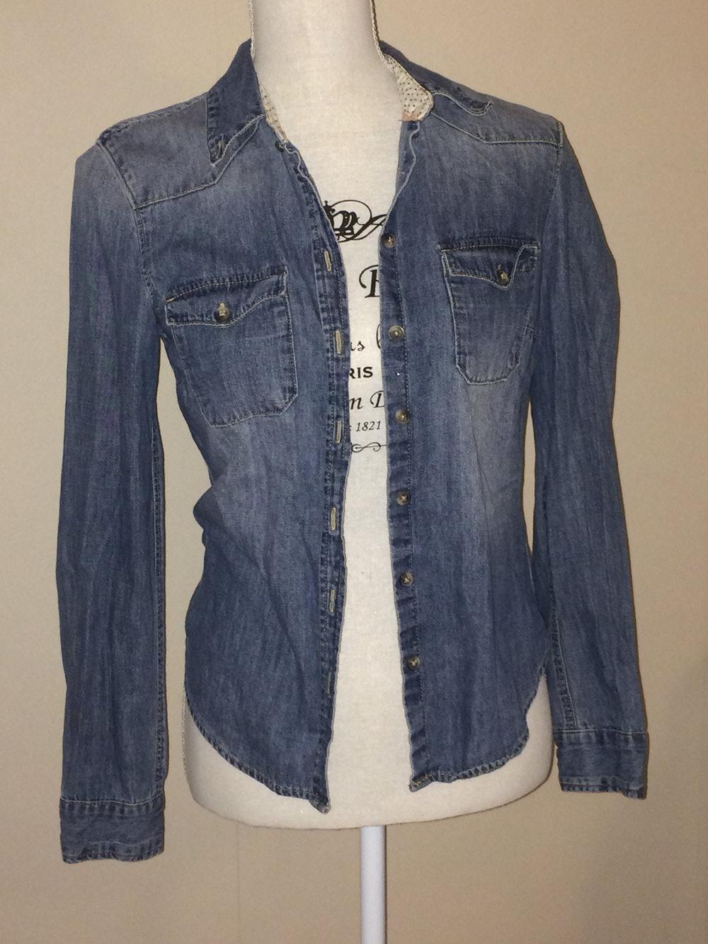 h m logg jeans hemd h m. Black Bedroom Furniture Sets. Home Design Ideas