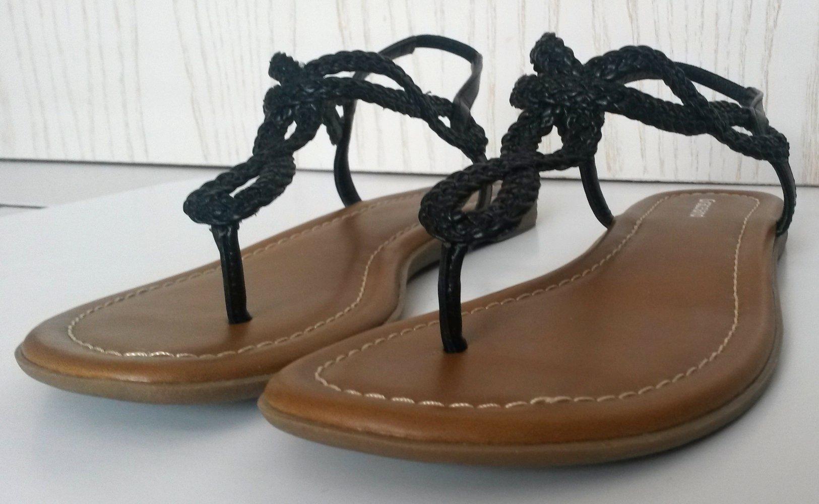Graceland - GRACELAND   Sandalen mit geflochtenen Riemen ... 21ef952e1d