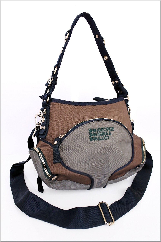 Schultertasche Tasche Gina Neu Lucy My Ke Handtasche George Damen Ggl Bag CQdhstrx