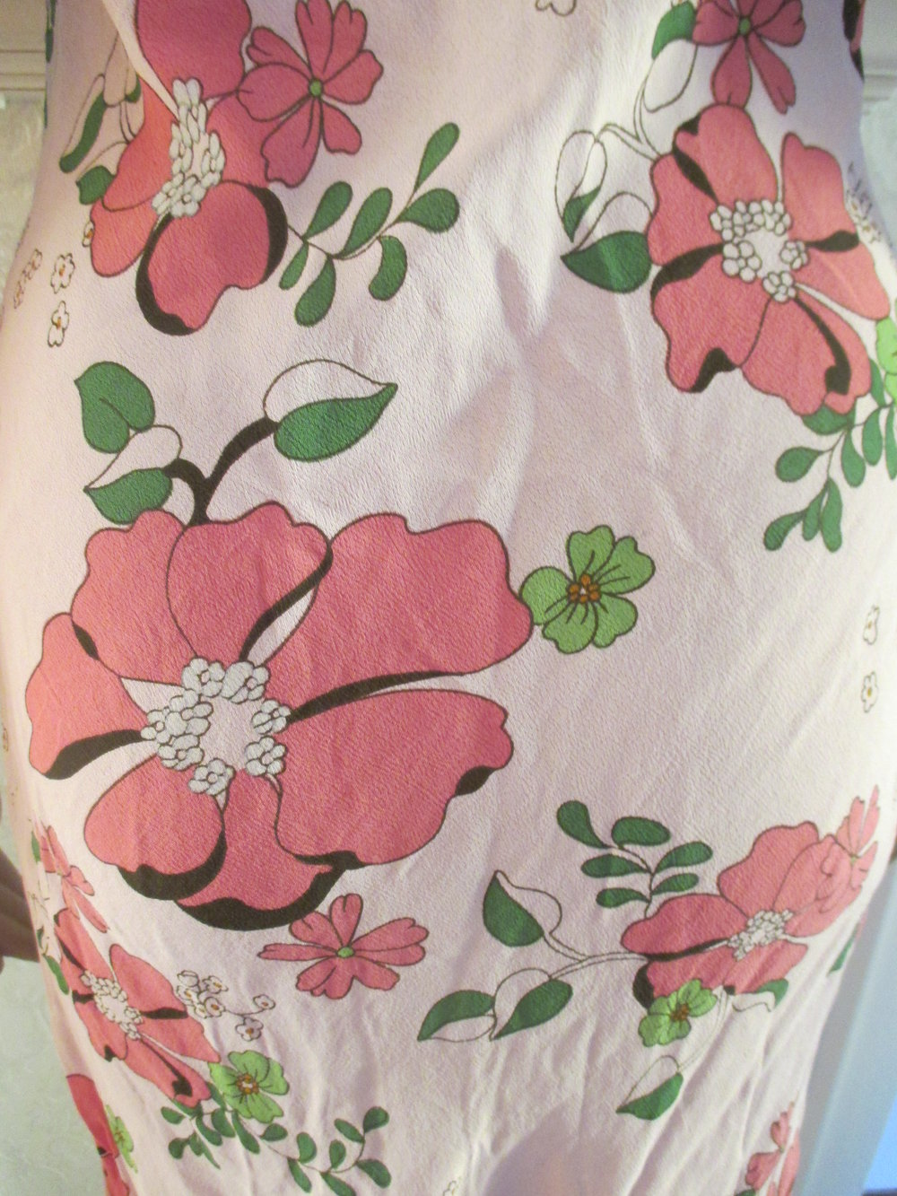 NEU Hawai Blumen Blüten Flower-Power Romantik Seiden ...