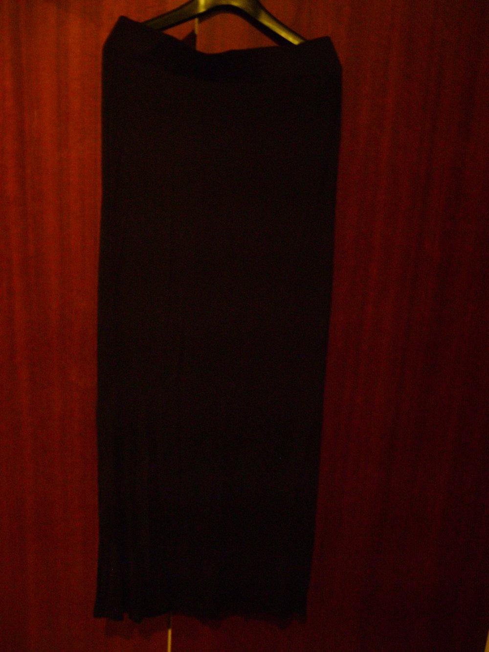 pimkie rock schwarz lang. Black Bedroom Furniture Sets. Home Design Ideas