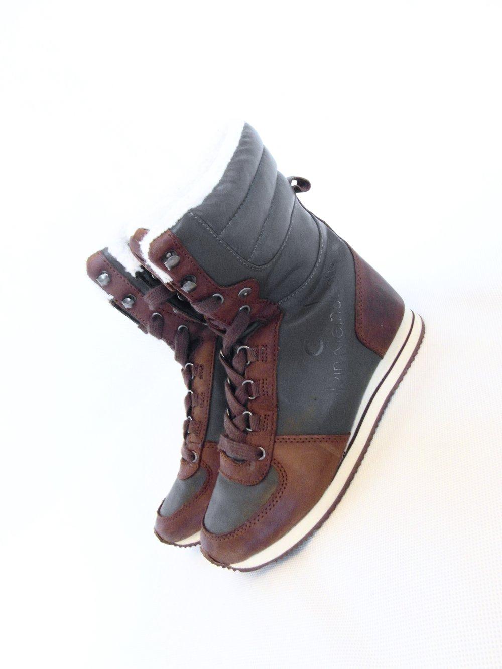calvin klein jeans ck ckj boots stiefeletten high top. Black Bedroom Furniture Sets. Home Design Ideas