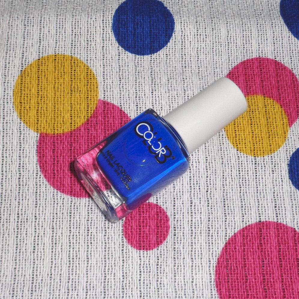 Color Club Nagellack Blau :: Kleiderkorb.de