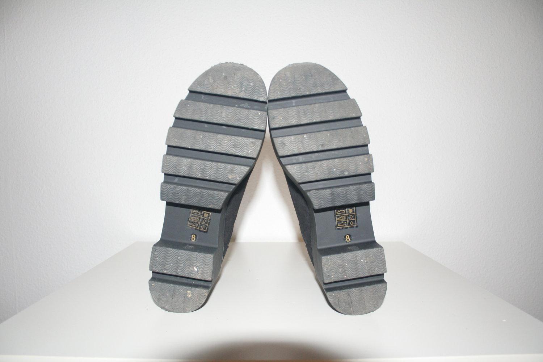 e1b09ab6be234a ... Plateau Stiefel Stiefeletten Schwarz Chelsea Boots Asos ...