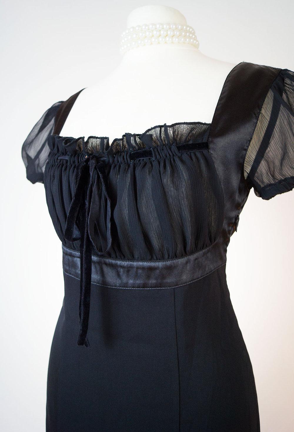 Ashley Brooke- Empire Kleid, Abendkleid, Cocktailkleid, Vintage Art ...