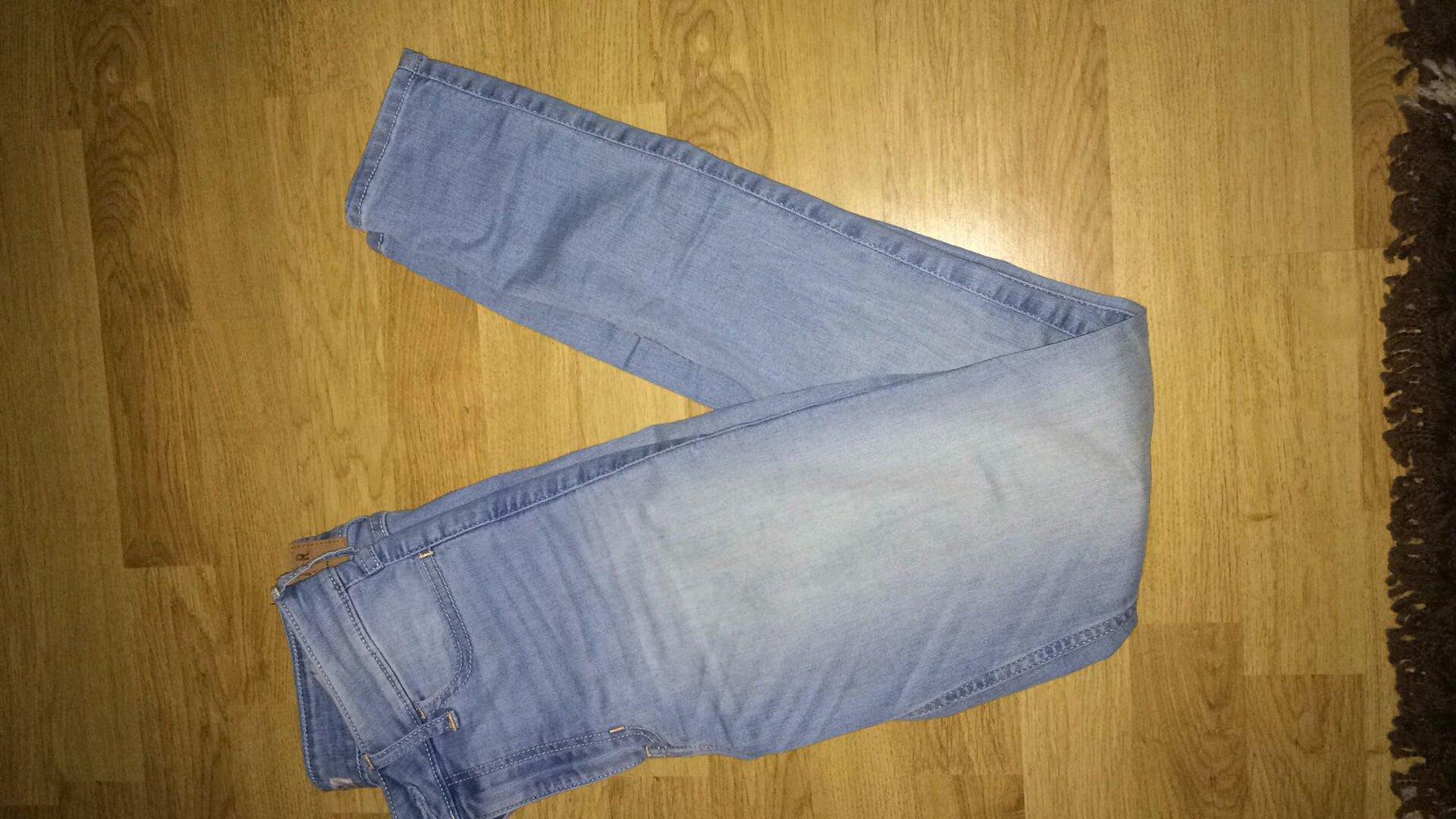 High waist Jeans von Hollister :: Kleiderkorb.de