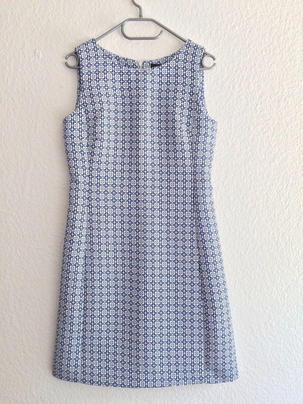 Kleid hallhuber grau