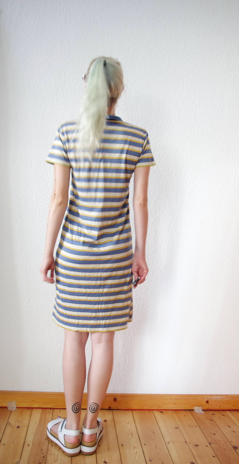 wow marken gr.36/38 s/m mini strandkleid bandeau kleid