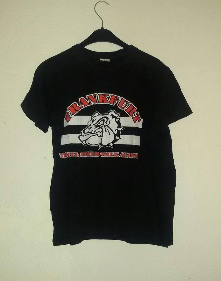 Eintracht Frankfurt T Shirt Kleiderkorbde
